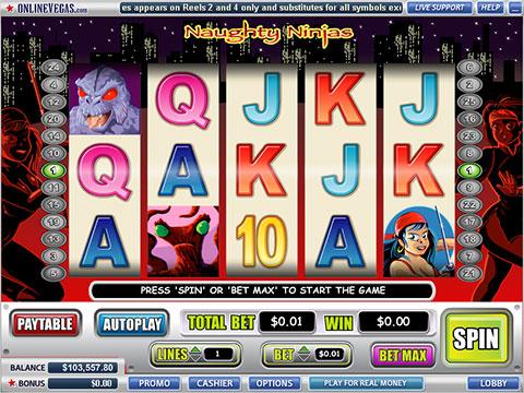 Vegas friends slots